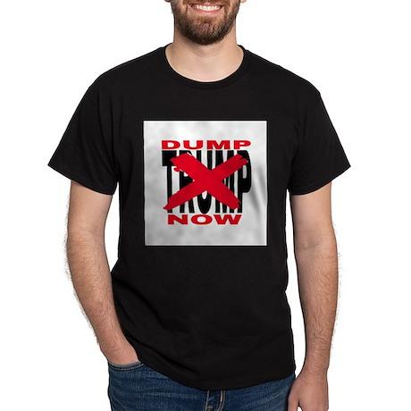 DUMP TRUMP NOW T-Shirt