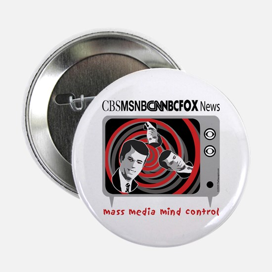 "Cute Tv networks 2.25"" Button"