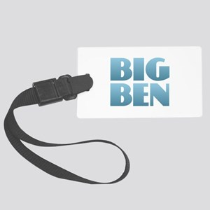 BIG BEN Large Luggage Tag