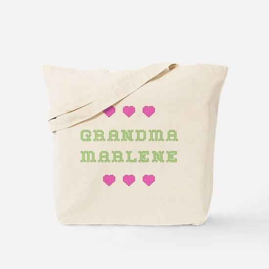 Grandma Marlene Tote Bag