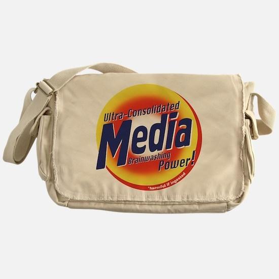 Concentration Messenger Bag
