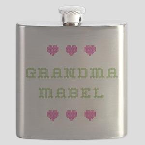 Grandma Mabel Flask