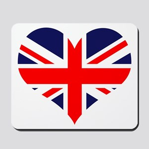 British Heart Mousepad