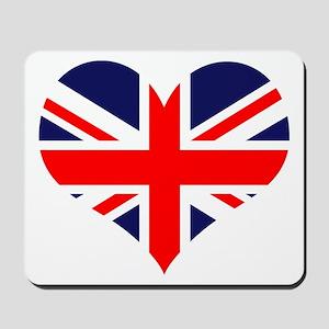 British Heart Mousepad