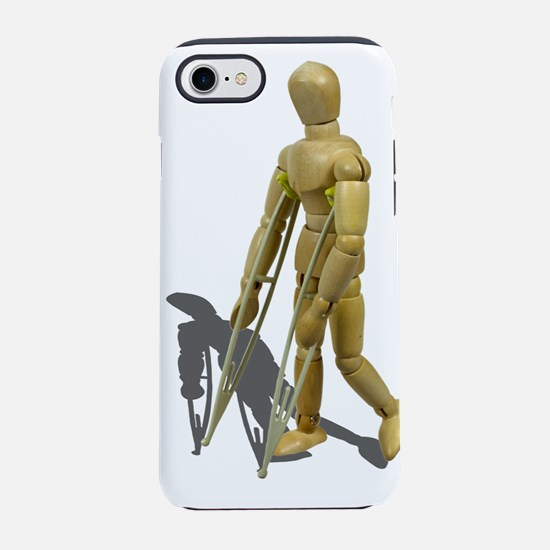 ModelWalkingWithCrutches110511 iPhone 7 Tough Case