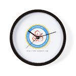 retroshare seal Wall Clock