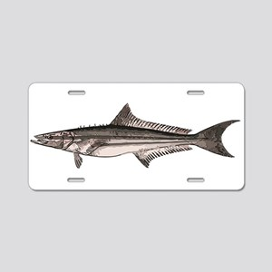 Cobia Aluminum License Plate