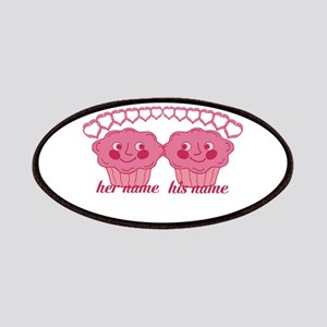 Personalized Cuddle Muffins Patches