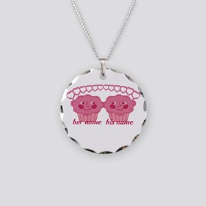 Personalized Cuddle Muffins Necklace