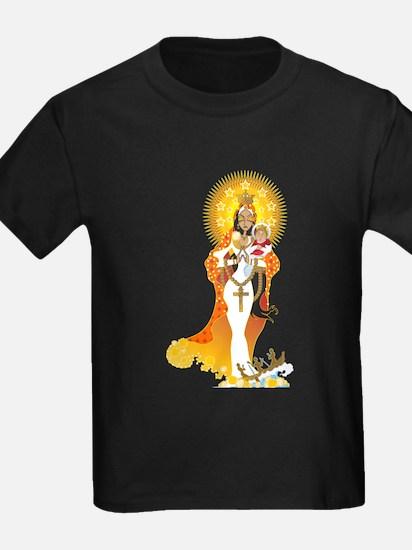 La Virgen de la Caridad del Cobre T