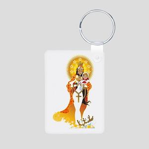 La Virgen de la Caridad del Cobre Aluminum Photo K
