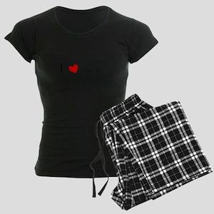 I heart Chocolate Pajamas