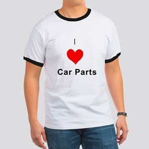 I heart Car Parts T-Shirt
