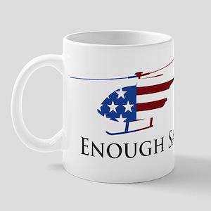 HeliEnoughSaid Mugs