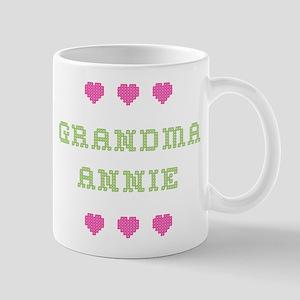 Grandma Annie Mug