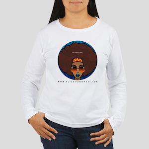 PopWear_AFRO2 Long Sleeve T-Shirt
