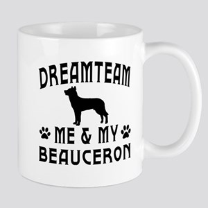 Beauceron Dog Designs Mug