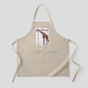 masai giraffe BBQ Apron