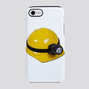 HardHatWithLamp102811 iPhone 7 Tough Case