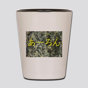 Your name in Japanese Hiragana System (Aaron) Shot