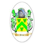 Blew Sticker (Oval 10 pk)