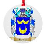 Blevins Round Ornament
