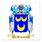 Blevins Square Car Magnet 3