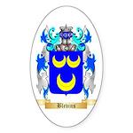 Blevins Sticker (Oval 10 pk)