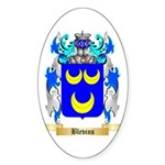 Blevins Sticker (Oval 50 pk)