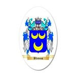 Blevins 20x12 Oval Wall Decal