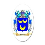 Blevins 35x21 Oval Wall Decal