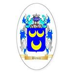 Blevin Sticker (Oval 50 pk)