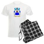 Bleuel Men's Light Pajamas