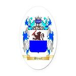 Bleuel Oval Car Magnet