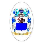 Bleuel Sticker (Oval 10 pk)