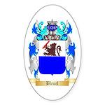 Bleuel Sticker (Oval 50 pk)