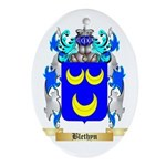 Blethyn Ornament (Oval)
