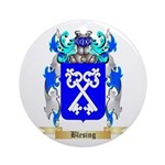 Blesing Ornament (Round)
