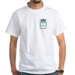 Blennerhassett White T-Shirt