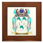 Blennerhassett Framed Tile