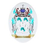Blennerhassett Ornament (Oval)