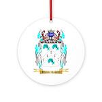 Blennerhassett Ornament (Round)