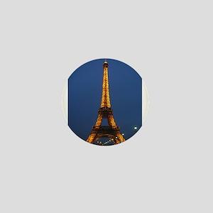 Paris Eiffel Tower Mini Button