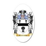 Blenkinsop 35x21 Oval Wall Decal