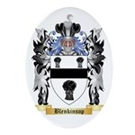 Blenkinsop Ornament (Oval)