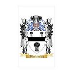 Blenkinship Sticker (Rectangle 50 pk)