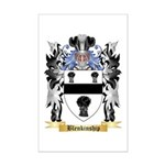 Blenkinship Mini Poster Print