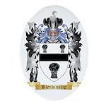 Blenkinship Ornament (Oval)