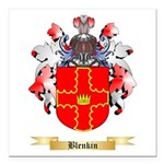 Blenkin Square Car Magnet 3