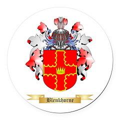 Blenkhorne Round Car Magnet